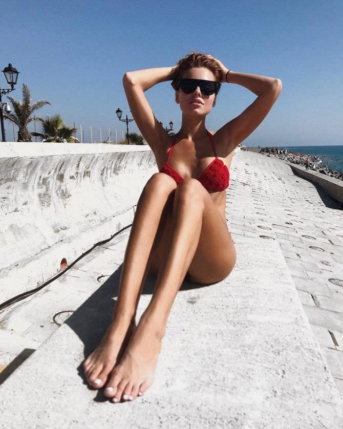 Дарья Клюкина фото в купальнике