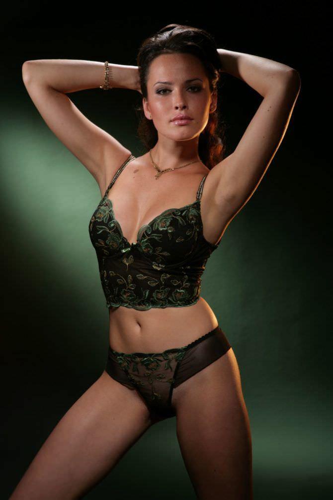 Даша Астафьева фотография в белье