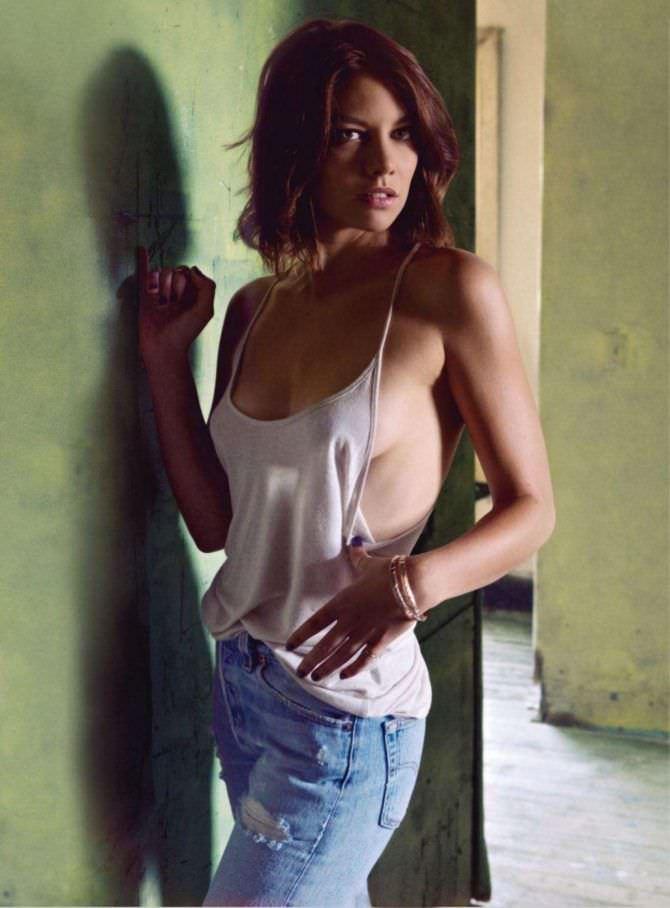 Лорен Коэн фотография 2013 в журнале