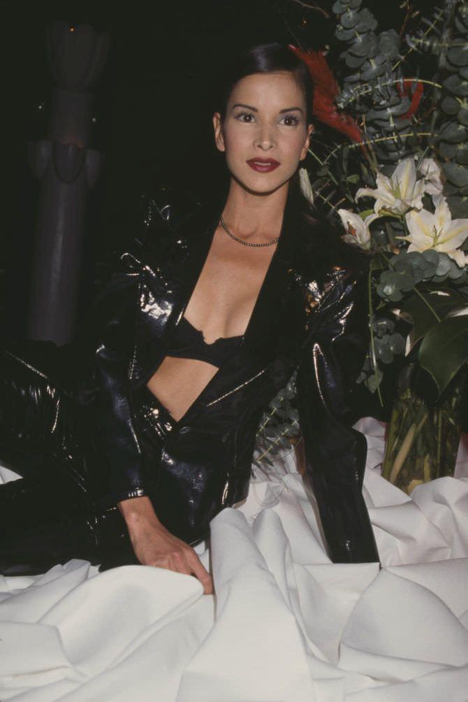 Патрисия Веласкес фото в коже