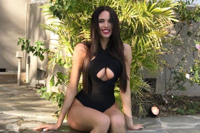 Анастасия Решетова фотография в купальнике