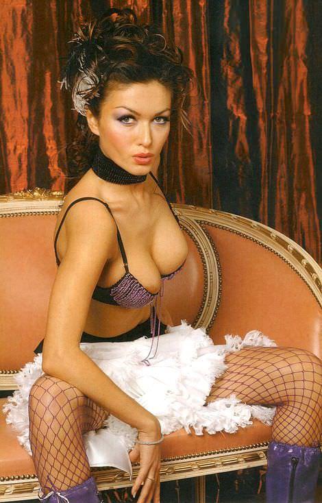 Юлия Такшина фотосессия в журнале 2007
