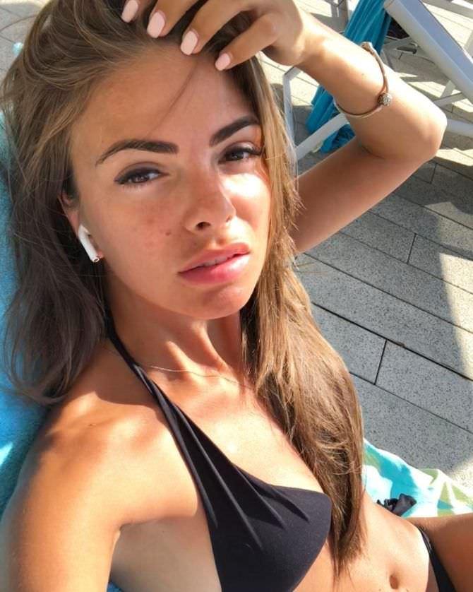 Софья Тартакова фото из инстаграм