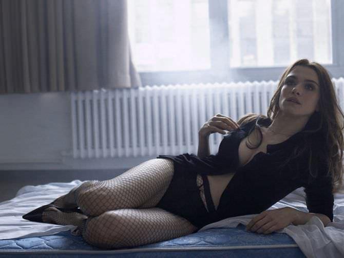 Рэйчел Вайс фото в журнале