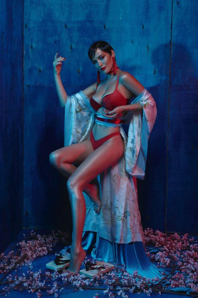 Даша Астафьева фото в журнале