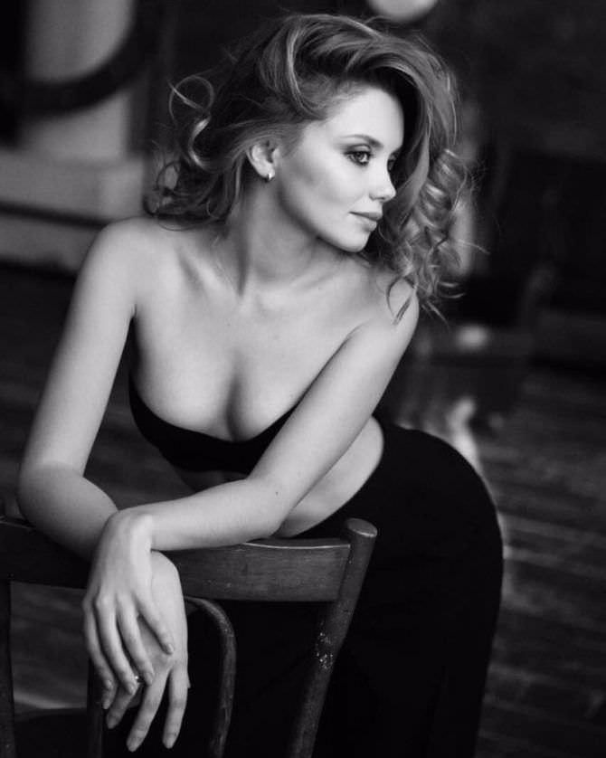 Ольга Кузьмина фото в белье