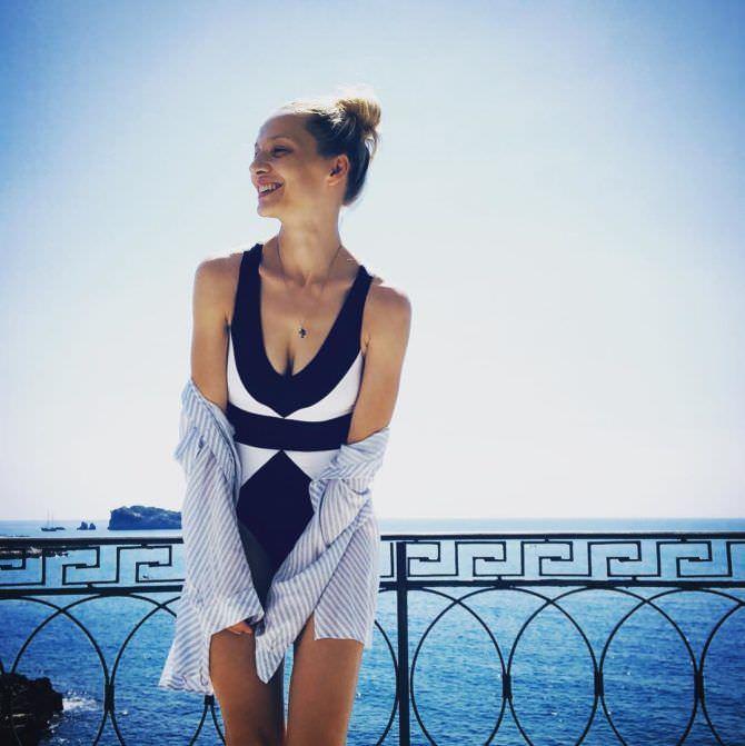 Екатерина Вилкова фото вкупальнике