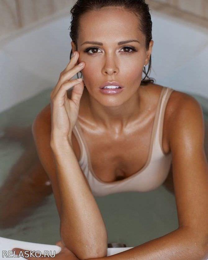 Мария Горбань фото в ванне