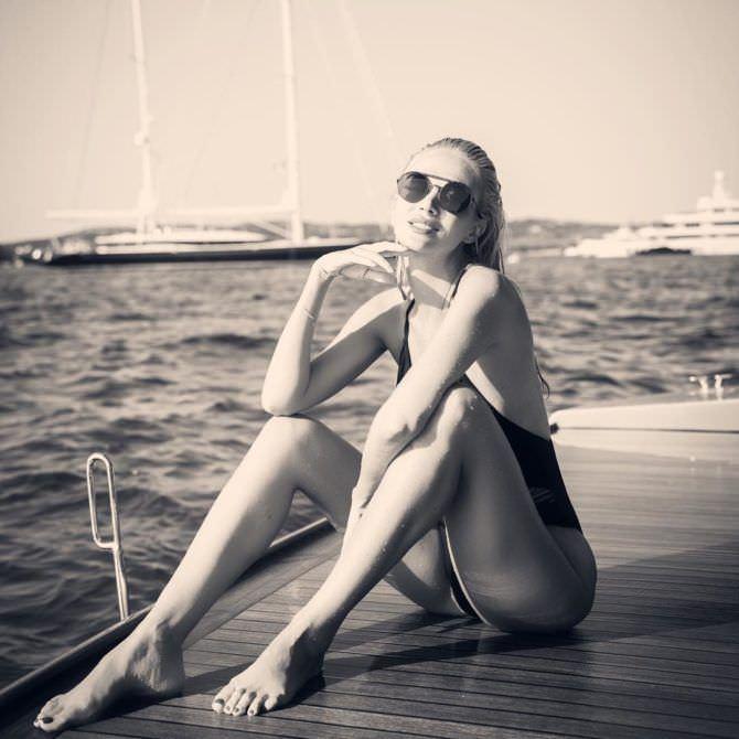 Виктория Лопырева фотография в инстаграм