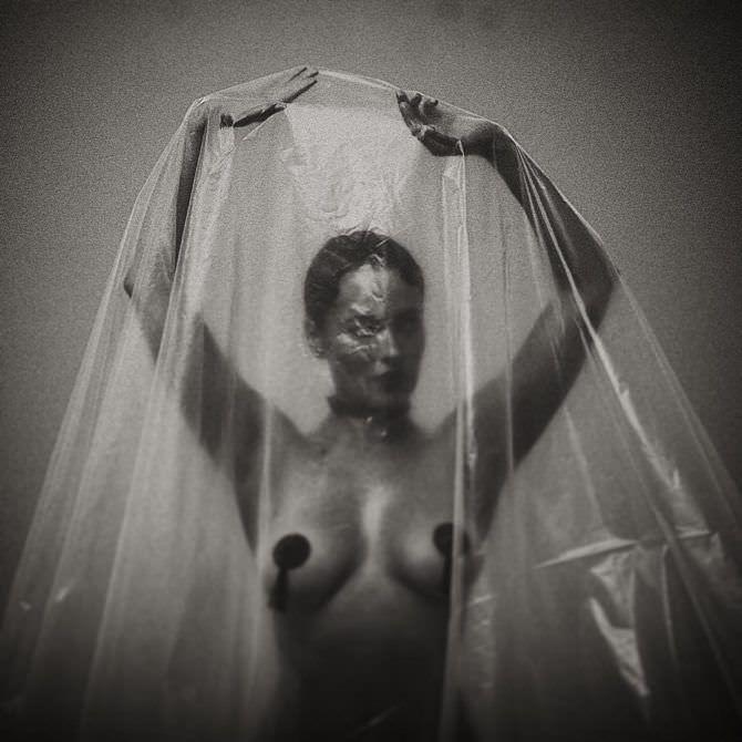 Даша Астафьева фотография в плёнке