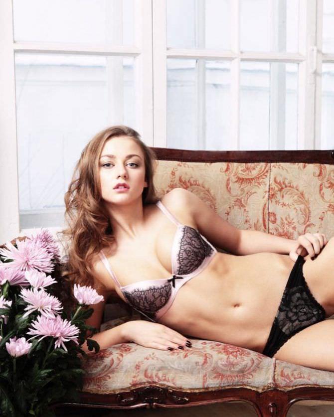 Ингрид Олеринская фото из журнала