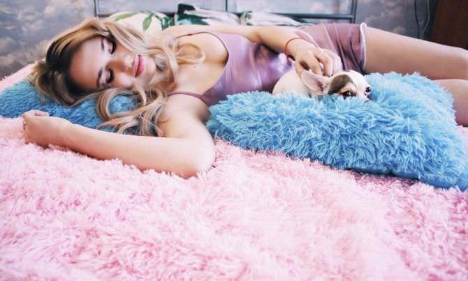 Мария Гамаюн фото в пижаме