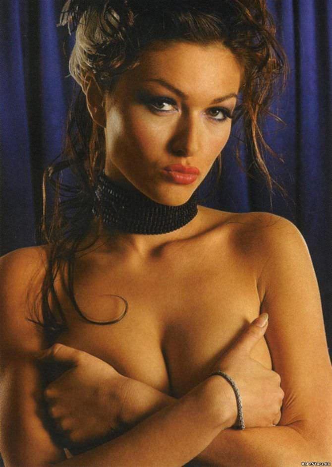 Юлия Такшина фотография из журнала