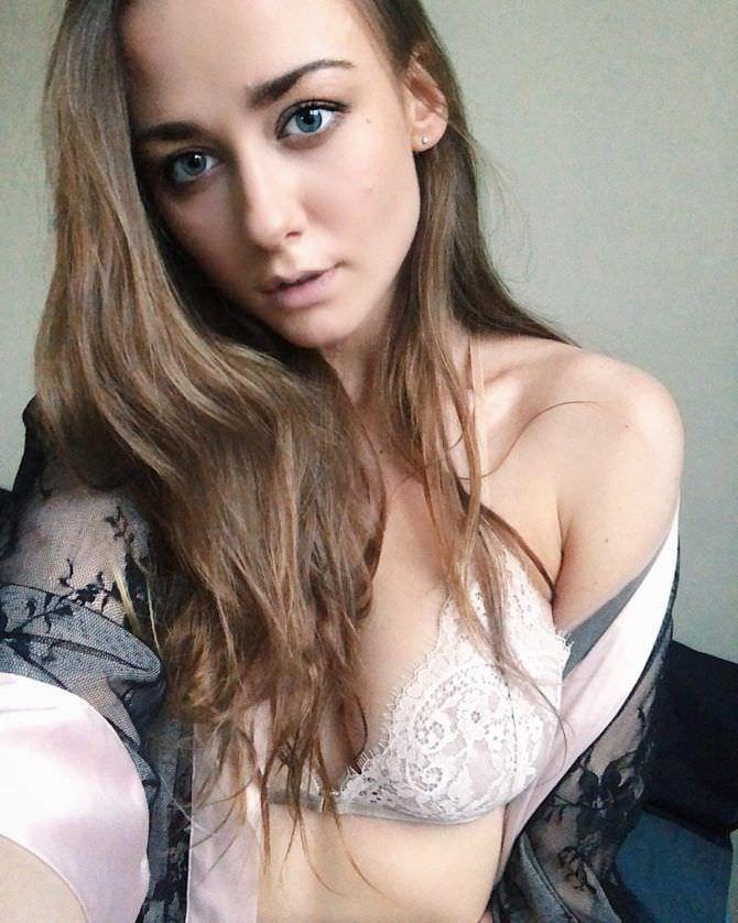 Ингрид Олеринская фото в белье