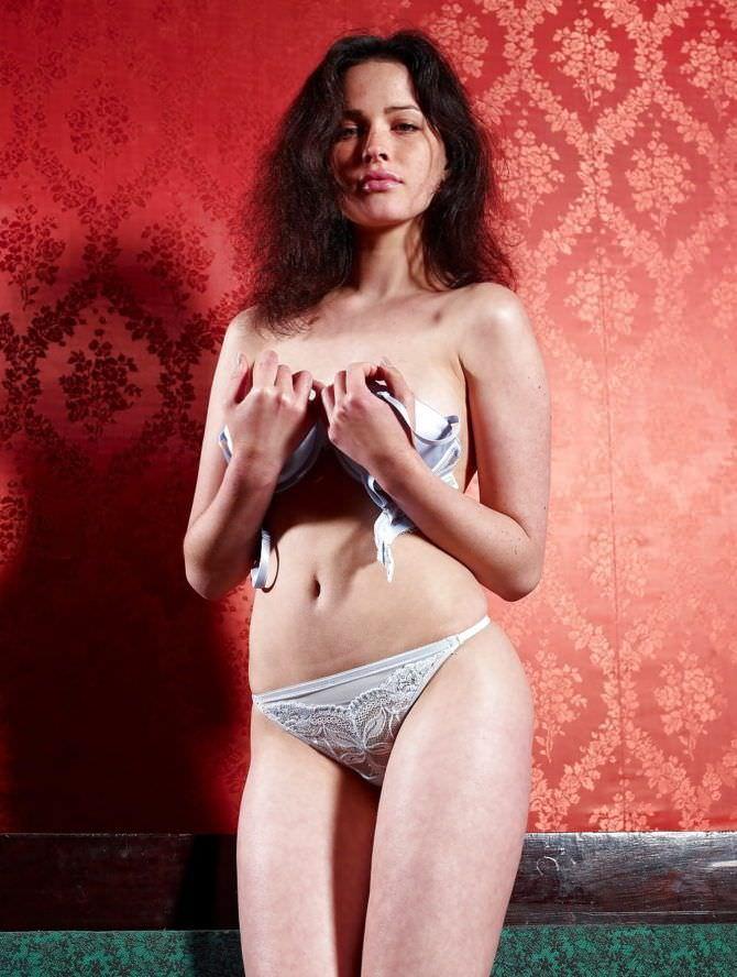 Даша Астафьева фото в белье