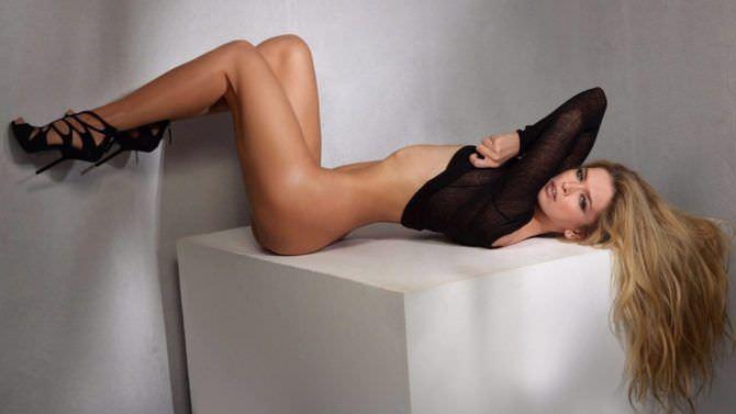 Вера Брежнева фото из журнала