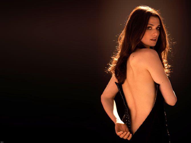 Рэйчел Вайс фото в вечернем платье