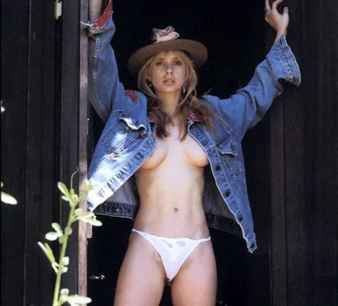 Розанна Аркетт фото в джинсовке