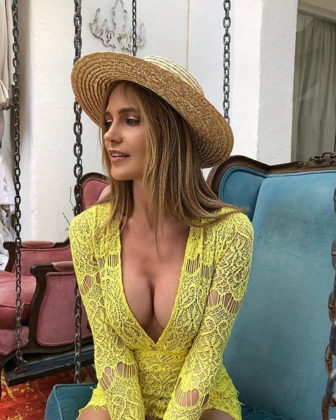 Наталья Ионова фото в кружевном платье