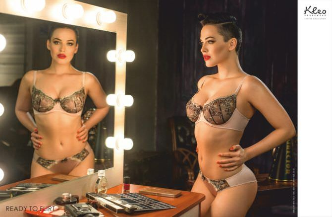 Даша Астафьева фотосессия с зеркалом