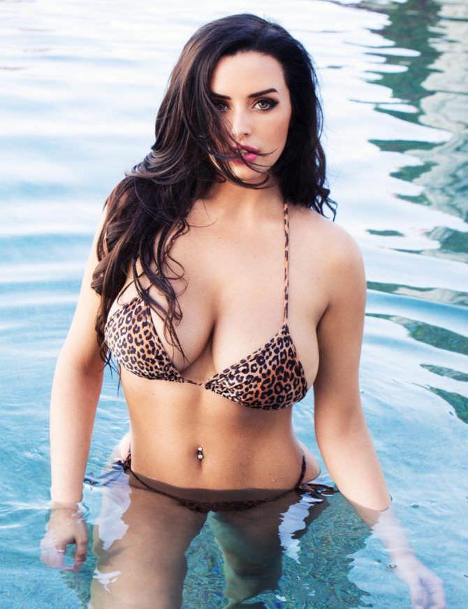 Абигейл Рэчфорд фото в Playboy