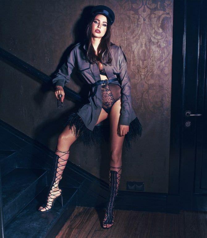 Анастасия Решетова фото из журнала