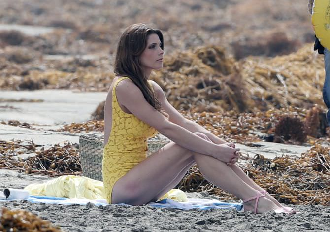 Эшли Грин фотография на пляже