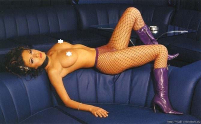 Юлия Такшина фотография в фиолетовых сапогах