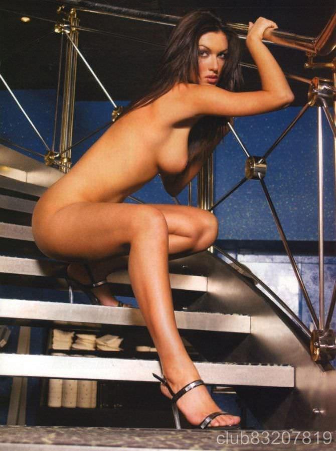 Юлия Такшина фото в журнале 2007
