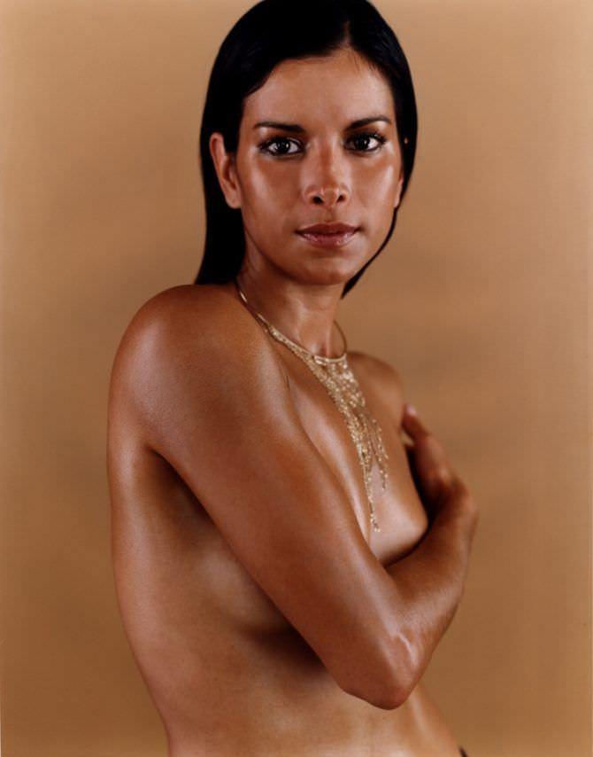 Патрисия Веласкес фотография в ожерелье