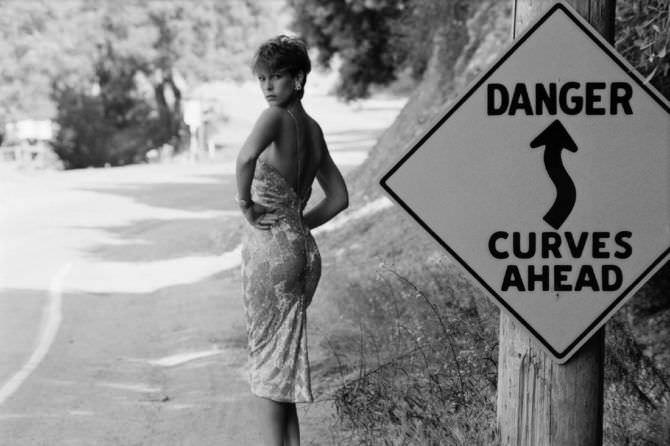 Джейми Ли Кёртис фотография в платье