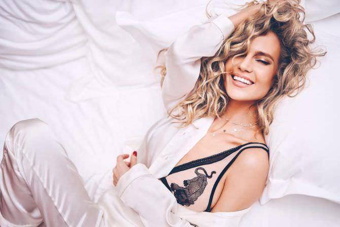 Наталья Ионова фото в пижаме