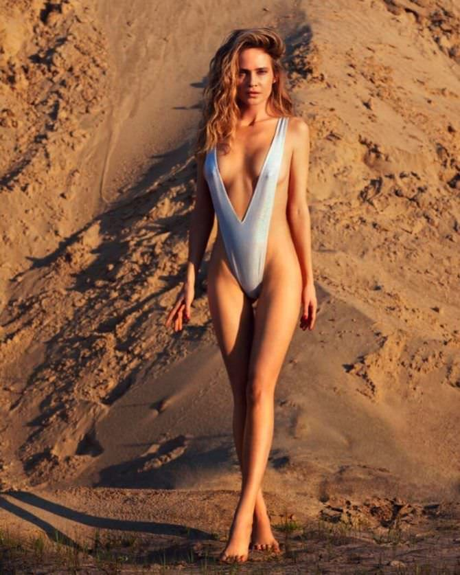 Наталья Ионова фотография с песком