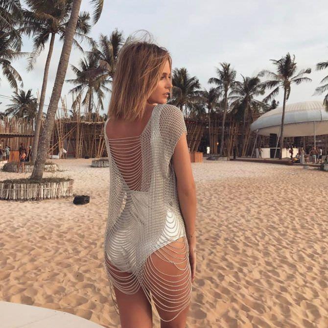 Наталья Ионова фотография на пляже