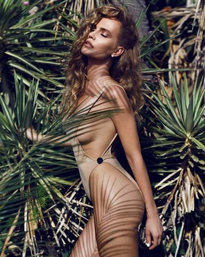 Наталья Ионова фотография с пальмами