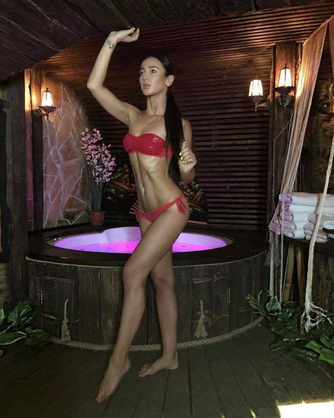 Ольга Бузова фото в бикини