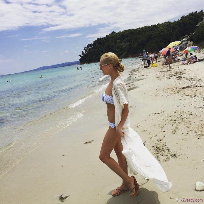 Ирина Темичева фотография в бикини
