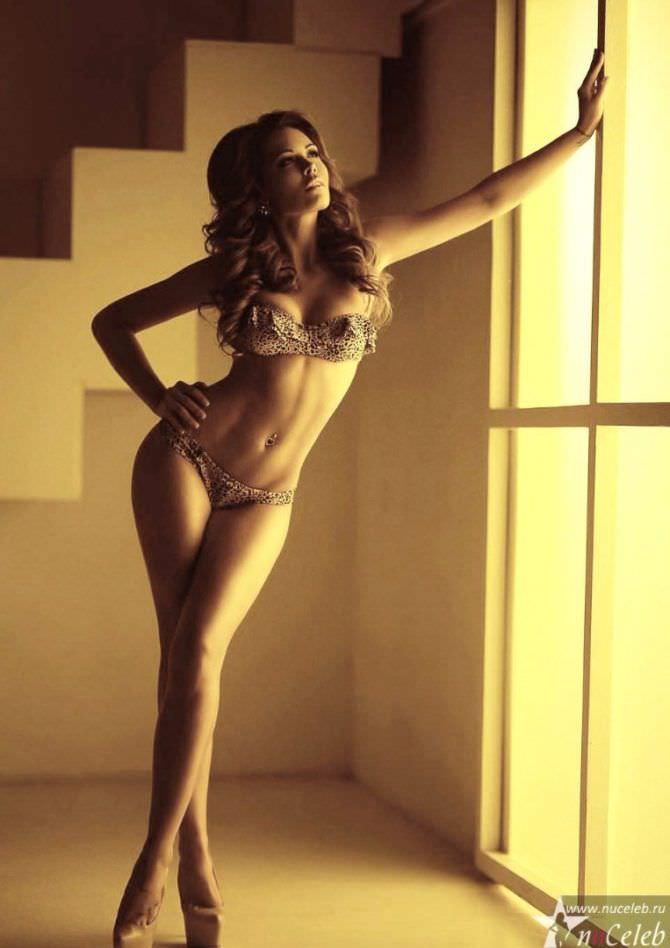 Мария Горбань фотосессия в бикини