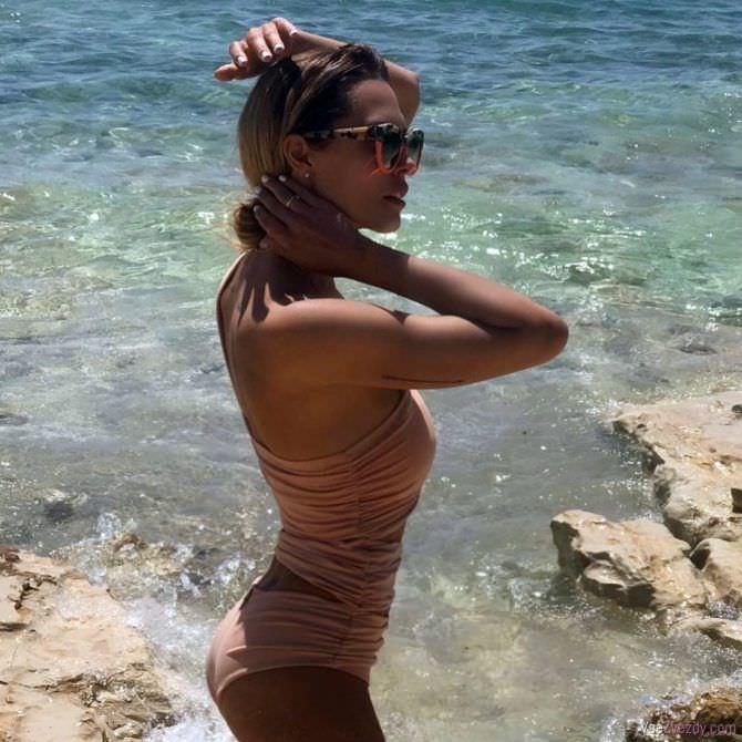 Мария Горбань фото на море