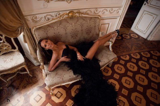 Мария Горбань фотография в платье