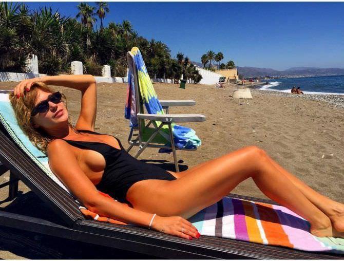 Наталья Ионова фотография с отдыха