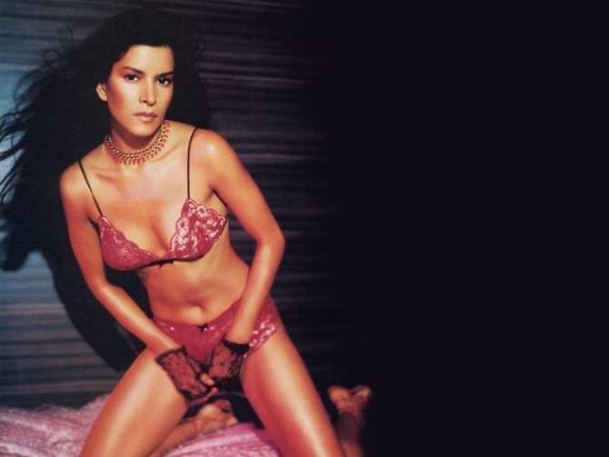 Патрисия Веласкес фото в нижнем белье