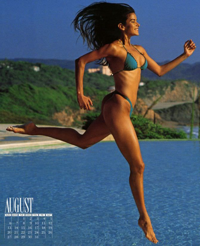 Патрисия Веласкес фото в календаре