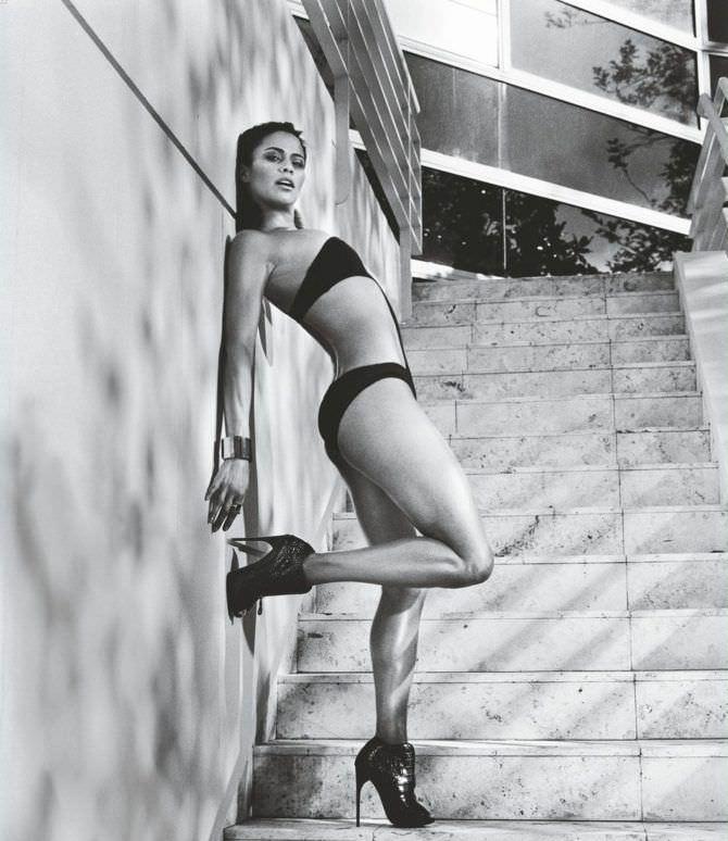 Пола Паттон фотосессия в журнале 2012