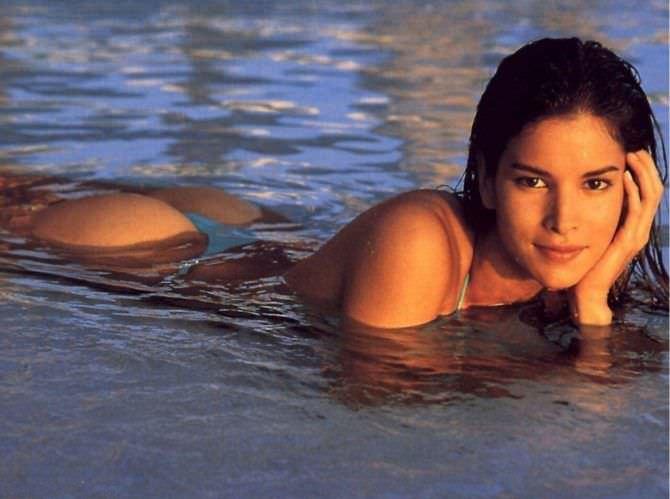 Патрисия Веласкес фото на пляже