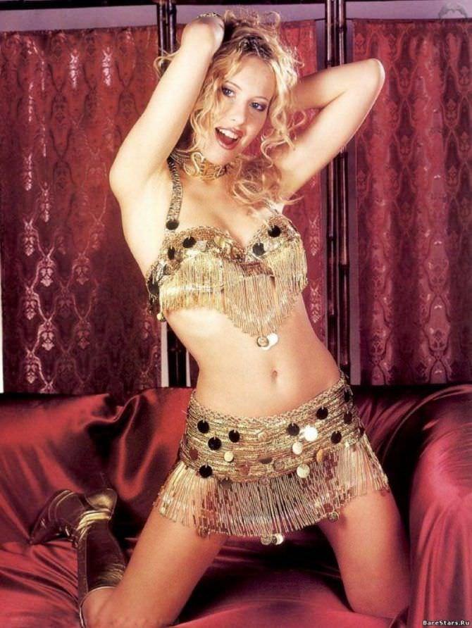 Ксения Собчак фото в костюме для танцев