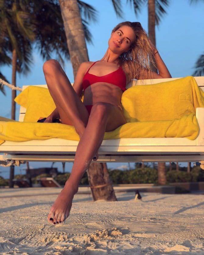 Юлия Паршута фото в бикини