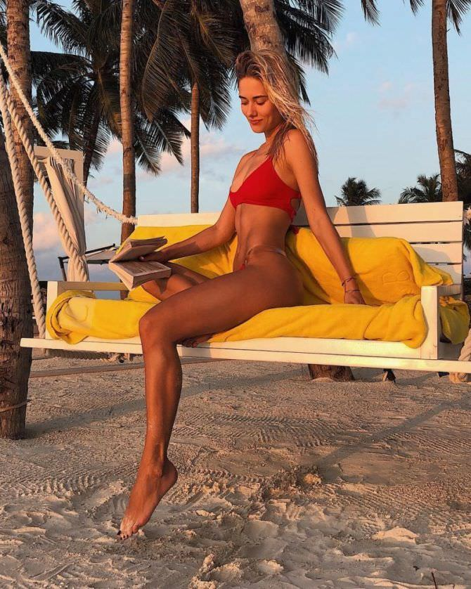 Юлия Паршута фотография в бикини