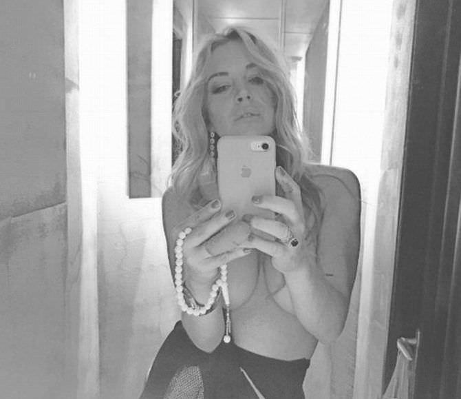 Линдси Лохан украденный снимок