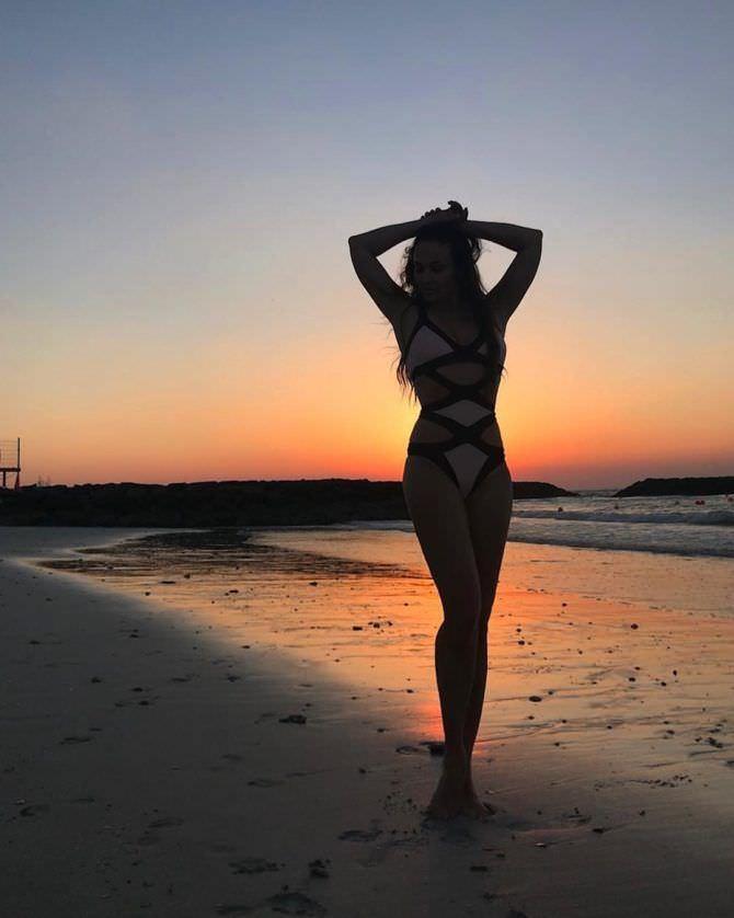 Мария Берсенева фотография на пляже